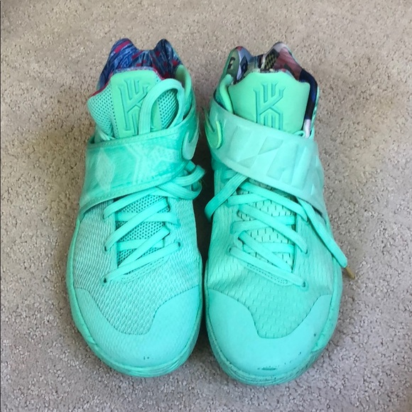 """pretty nice 31652 6b0df Kyrie II """"What The"""" EP size 8"""